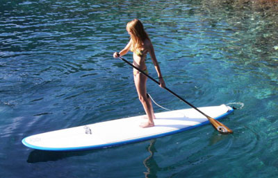 Cours stand up paddle