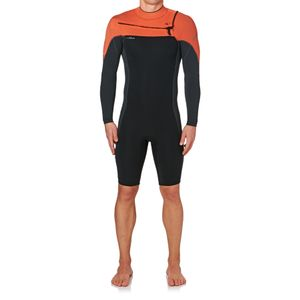 combinaisons-de-surf-o-neill-combinaison-neoprene-o-neill-hammer-3-2mm-2017-chest-zip-long-sleeve-shorty-black-graphite-neon-red-1